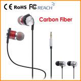 Fone de ouvido brandnew da fibra do carbono na alta qualidade (REP-801ST)