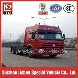 판매를 위한 HOWO Sinotruk 336 트랙터 트럭