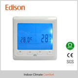 Термостат топления LCD франтовской с сертификатом Ce (TX-831)