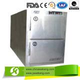 Холодильник покойницкой (3 трупа)