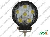 Luz del trabajo de 6PCS * 3W LED, luz del trabajo de Epsitar LED, luz del trabajo de 1530lm LED para los carros