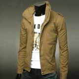 Куртка оптовых горячих людей джинсовой ткани сбывания