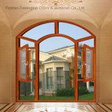 Алюминиевое окно Casement с сетью экрана 2-в-Одн (FT-W108)