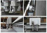 Corte oscilante de la máquina EVA/Foam/Rubber del CNC del trazador del cortador del cuchillo