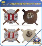 Emblema relativo à promoção do ferro barato por atacado