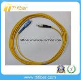 Шнур заплаты волокна FC-Sc симплексный OS1/2 9/125