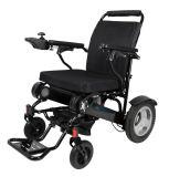 Vieille vente se pliante d'usine de fauteuil roulant de pouvoir directement