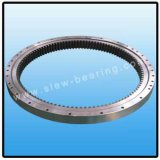 Excavatorsのための単一のRow Four-Point Contact Ball Slewing Bearing