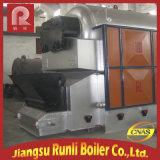 Hohe Leistungsfähigkeits-Raum-Verbrennung-horizontaler Dampf und Warmwasserboiler