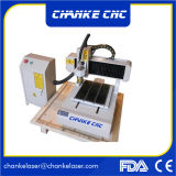 Ck3030 Mini Machine de routeur de bureau CNC pour publicité Craft Copper