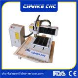 Mini macchina da tavolino del router di CNC Ck3030 per la pubblicità del rame del mestiere