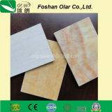 Haltbarer UVbeschichtung-Faser-Kleber-Vorstand für Innenarchitektur-Dekoration