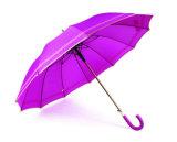 Parapluie protégeant du vent bordé par écran d'impression (YS-SA25143932R)