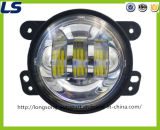 4 duim de 30 LEIDENE van de Lens van de Projector van Watts Auto Ronde Lichten van de Mist voor Jeep Wrangler