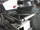 狭い網BOPPペットOPPフィルムのラベルのフィルム4カラーFlexoの印字機