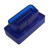 Mini strumento diagnostico automatico blu di Elm327 V2.1 Bluetooth OBD