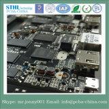RoHS、ISO、ULおよびPCB Assembly SMT DIPが付いている4つの層のCar Auto PCB