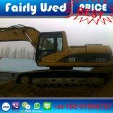 使用された猫の掘削機の猫の元の使用された掘削機325cl
