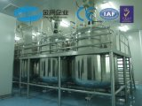 Mezcladora del producto de limpieza de discos del suelo de 1000 litros, mezcladora líquida