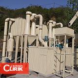 Cadena de producción de pulido del polvo del molino del polvo de Clirik del surtidor revisado