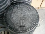 Foso de la fibra de vidrio, reguera y cubiertas del conducto