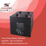 Bateria solar profunda do AGM da bateria das ligações iniciais do ciclo 2V 1500ah