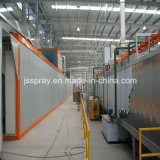 Powder automatico Coating Machine per Shelf