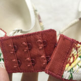 Wholesale Fashion Sexy Lace Printing Push up Ondergoed Bra