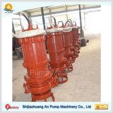 Zentrifugaler Lieferungs-versenkbarer Hochleistungssand-ausbaggernde Pumpe