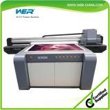 Grande impressora A0 Flatbed UV de alta velocidade do tamanho 4feet para a placa