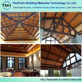 低価格のプレハブの鋼鉄屋根
