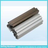 Металл фабрики Drilling обрабатывая штранге-прессовани поверхностного покрытия OEM промышленное алюминиевое