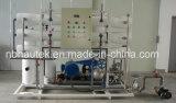 L'acqua potabile di osmosi d'inversione depura la macchina