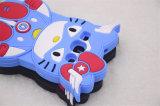 Hello Pot Geval van de Telefoon van de Cel van het Silicone van Kapitein Wing Bow Shield het Circles vijf-Gerichte Ster (xsy-010)