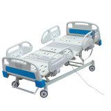 Cinco cama de hospital eléctrica de la base de los muebles ICU del hospital de la función (BS-858)