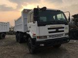 de hand-Stuurt voor-lift-Dumpt de Japan-Uitvoer 13ton 6*4-LHD-Drive Gebruikte Vrachtwagen van de Stortplaats van Nissan Ud