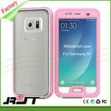 Cassa impermeabile Shockproof del telefono delle cellule di alta qualità per la galassia S7 di Samsung