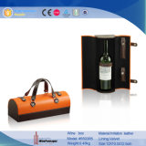 Single Bottle Factory Price Neoprene Wine Cooler Bag (6501R2)