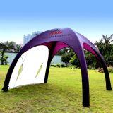 يعلن قوس عنكبوت خيمة قابل للنفخ قوس خيمة لأنّ حادث