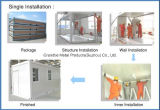 Container Maison Camp de travail avec Clinique Cuisine Toilette Hôpital Ablution