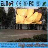 Painel de indicador do diodo emissor de luz da cor cheia P10 do consumo das baixas energias
