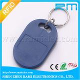 125kHz o Em RFID Waterproof o Tag chave Keyfob do controle de acesso RFID