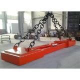 Imán de elevación rectangular de China electro para el billete de acero