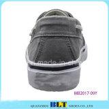 Ботинки шлюпки Outsole нового продукта мягкие кожаный