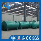 Équipement d'usine de machine de pyrolyse d'huile de pneu de bonne qualité