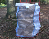 Pp Woven Laminated Fabric Big Bag per Firewood