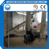 Wood Pellet Line에 있는 1-10t/H Wood Chips Wood Hammer Mill