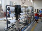 Línea de la instalación de tratamiento del agua potable del RO RO-1000j (500L/h)