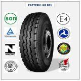 Tous les pneus radiaux en acier de camion et de bus avec le certificat 6.50r16lt (GR881) de CEE