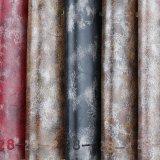 소파 가구 (928#)를 위한 가죽 기름 왁스 PU 모조 가죽